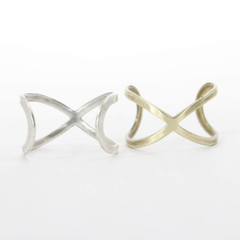 Open Space Adjustable Ring, [variant_title], Daphne Lorna