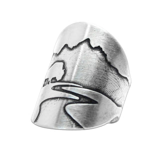 Buff in the Tetons Adjustable Ring, [variant_title], daphne lorna