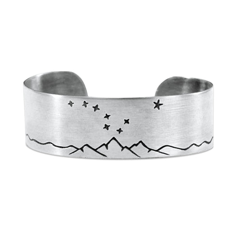 The Big Dipper Cuff Bracelet