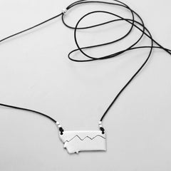 Simple Montana Necklace, [variant_title], Daphne Lorna