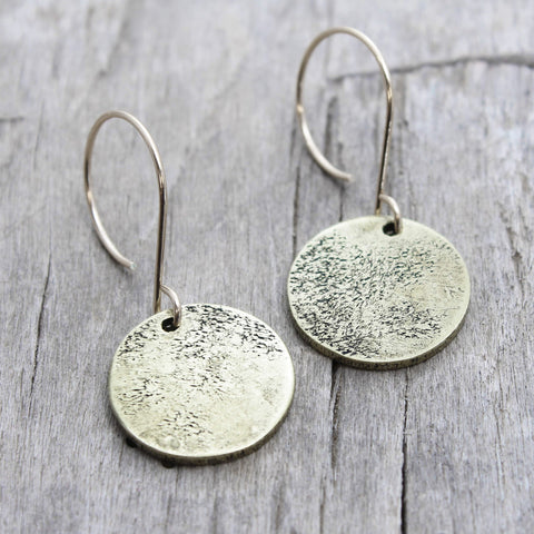Moon Drops Earrings