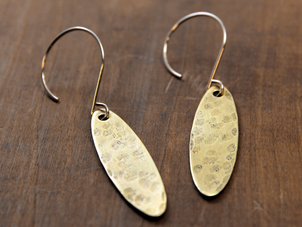 Fog Drop Earrings, [variant_title], Daphne Lorna