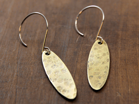 Fog Drop Earrings