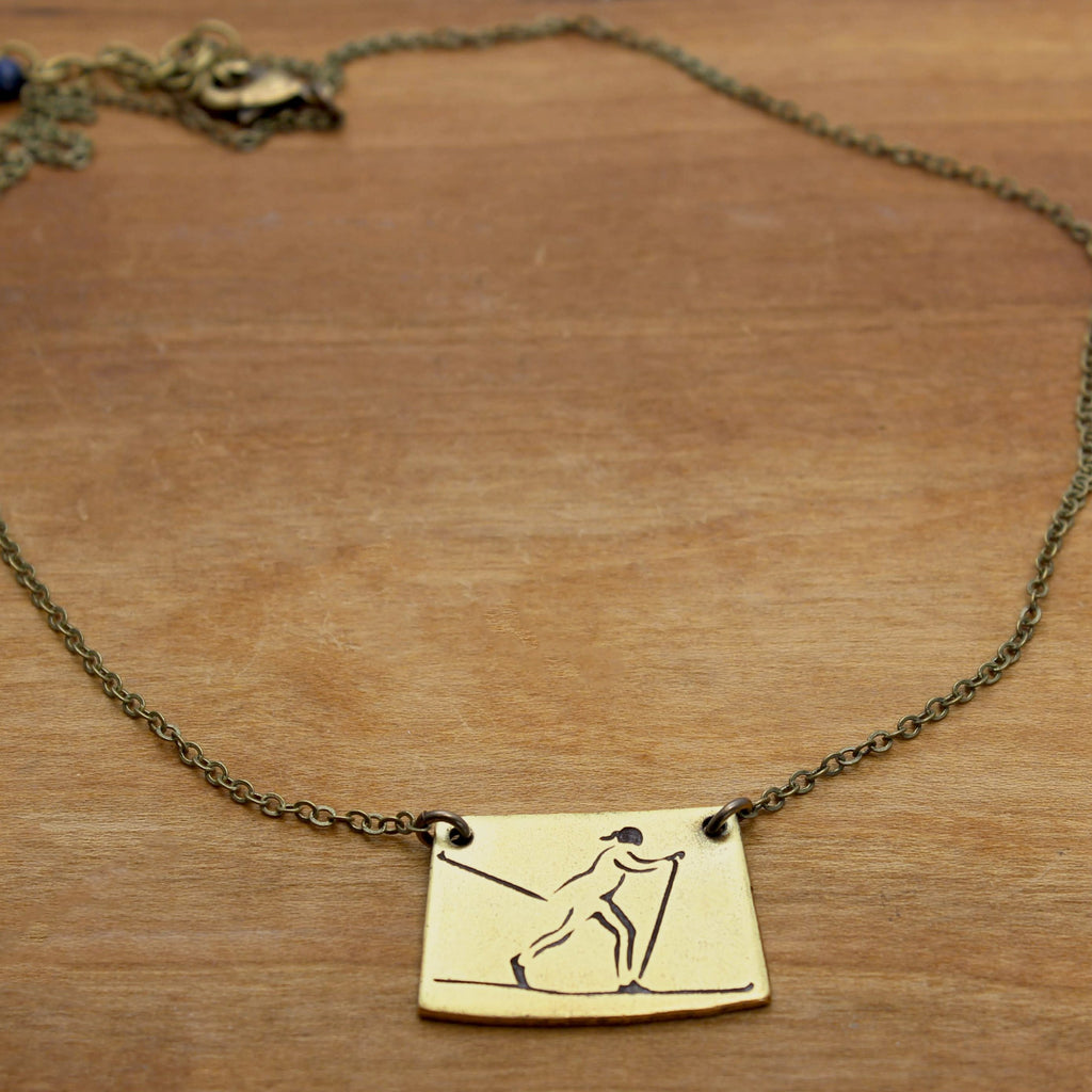 Nordic Run Necklace, [variant_title], Daphne Lorna