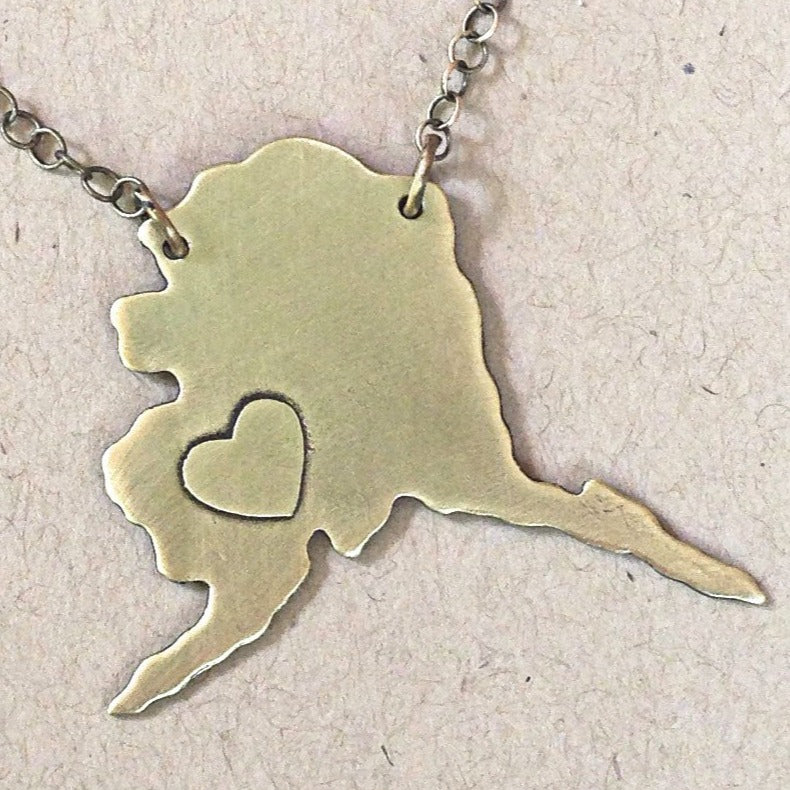 Lovin' Alaska Necklace