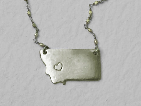Lovin' Montana Necklace
