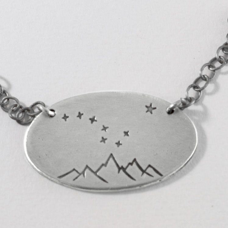 Big Dipper Necklace, [variant_title], Daphne Lorna