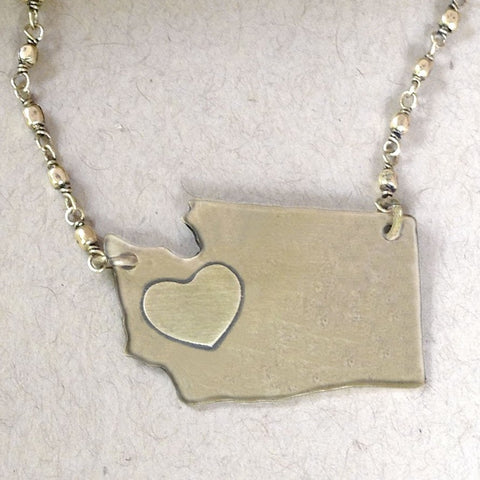 Lovin' Washington Necklace