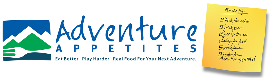 Adventure Appetites - Eat Better. Play Harder. Real Food For Your Next Adventure