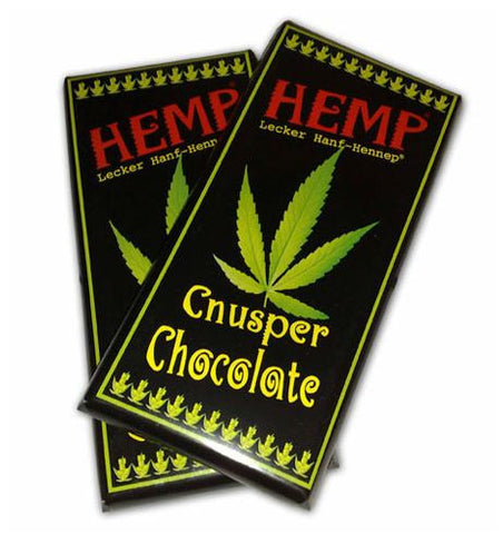 Cnusper Hemp Chocolate Bar - Coffee
