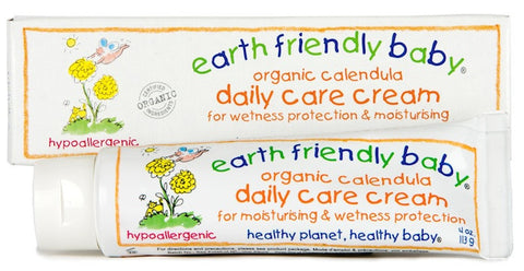 Earth Friendly Baby Natural Calendula Daily Care Cream (113g)