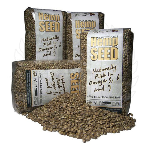 Hemperium Hemp Seeds