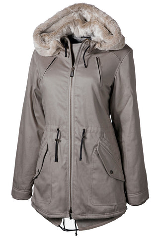 Hemp Hoodlamb Ladies Parka - 2014/15