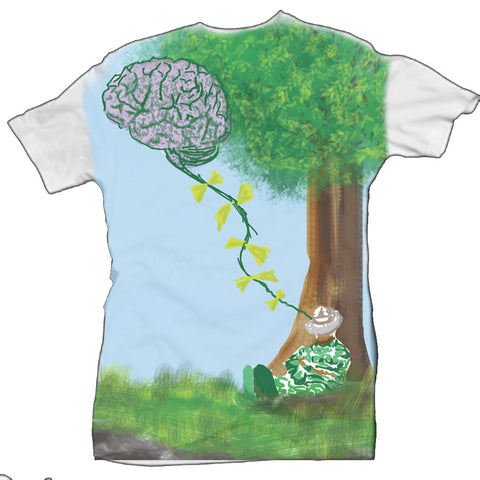 Mind In The Trees Tee
