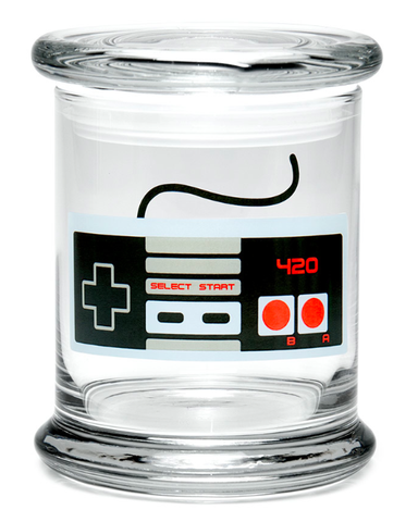 Pop-Top 420 Jar - 420 Controller
