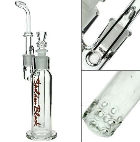 Basic Glass Bubbler by Sheldon Black