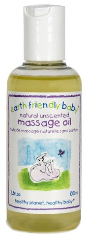Earth Friendly Baby Organic Sunflower Massage Oil (100ml)