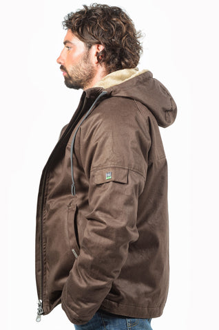 Hemp Hoodlamb Classic Men's Jacket
