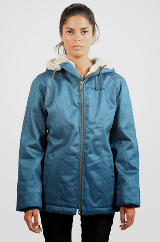 Sea Shepherd x Hoodlamb Hemp Ladies Classic Jacket - 'Divine Wind'