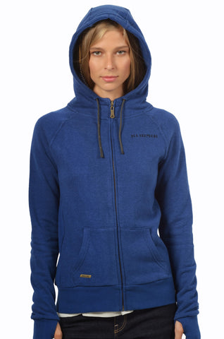 Sea Shepherd x Hemp Hoodlamb Ladies' Zip-Up Hoody