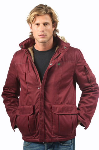 Hemp Hoodlamb Men's Tech 4-20 Jacket