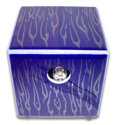Hot Box Vaporizer - Blue Flame