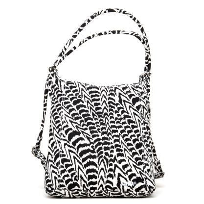 Sativa Hemp Mini Shoulder Bag & Backpack (New Animal Print Design)