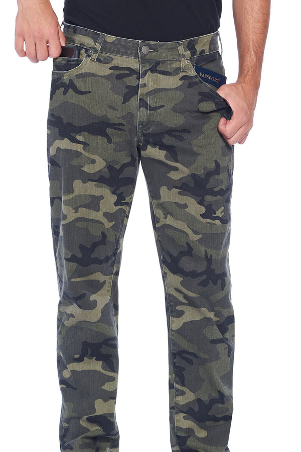 The Best Travel Jeans in the World | Camo