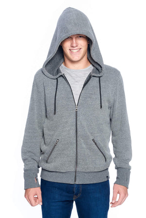 The First Class Hoodie (Men) | Heather Grey