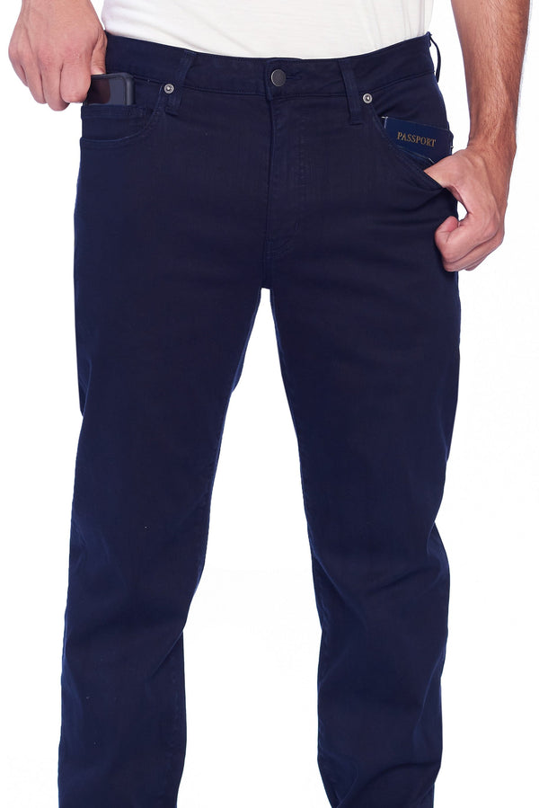 The Best Travel Jeans in the World | Navy