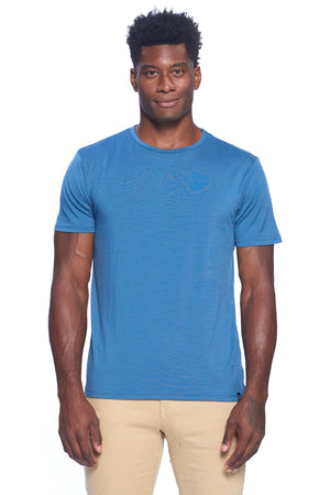 Air Dry Merino Wool Travel-T | Men