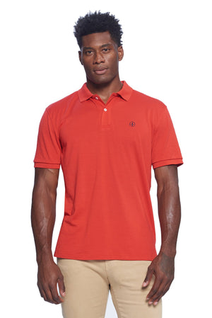 Air Dry Merino Wool | Polo