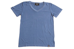 The Travel T-Shirt: Short Sleeve for Women - Aviator