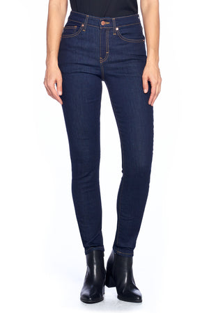 The Best Travel Jeans in the World | Comfort Skinny | Dark Indigo
