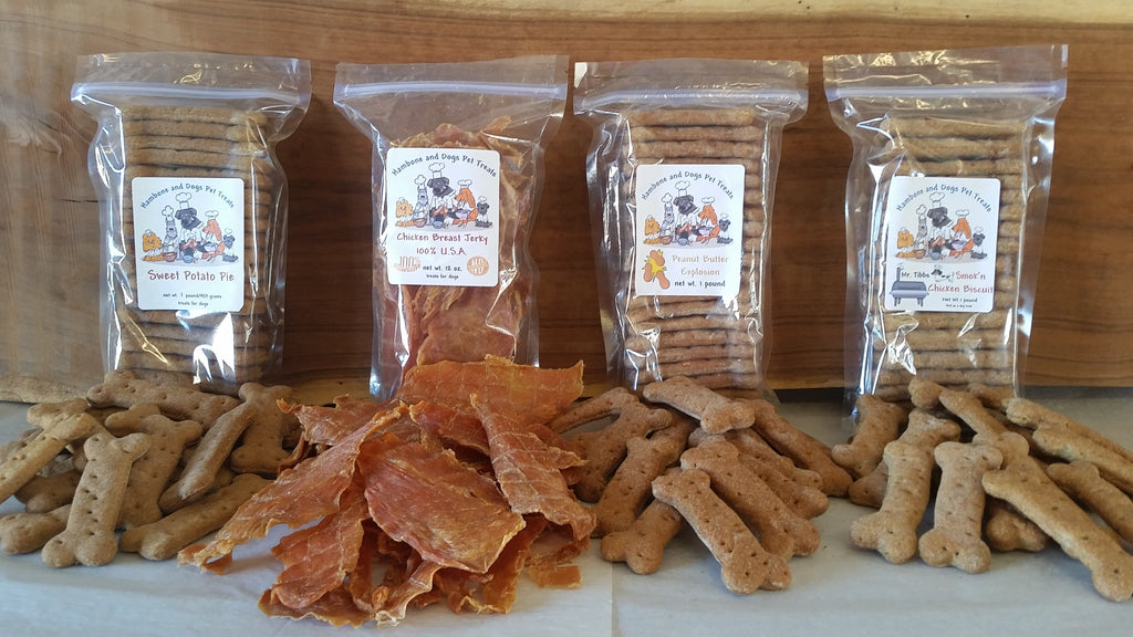 Treats & Jerky Club