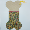 Quilted Dog Stockings
