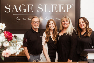 Sage Sleep is on a Mission to Support and Empower Women