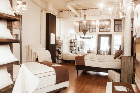 Tennessee organic bedding store