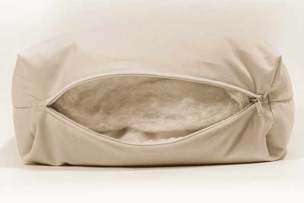 Rejuvenation Pillow: Natural Wool & Millet