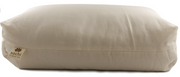 Shambo Pillow; Natural Wool and Millet