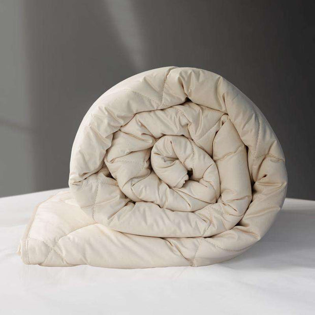 Sage Sleep Wool Comforter