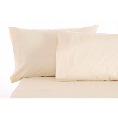 Sleep and Beyond Organic Cotton Sheets-Ivory