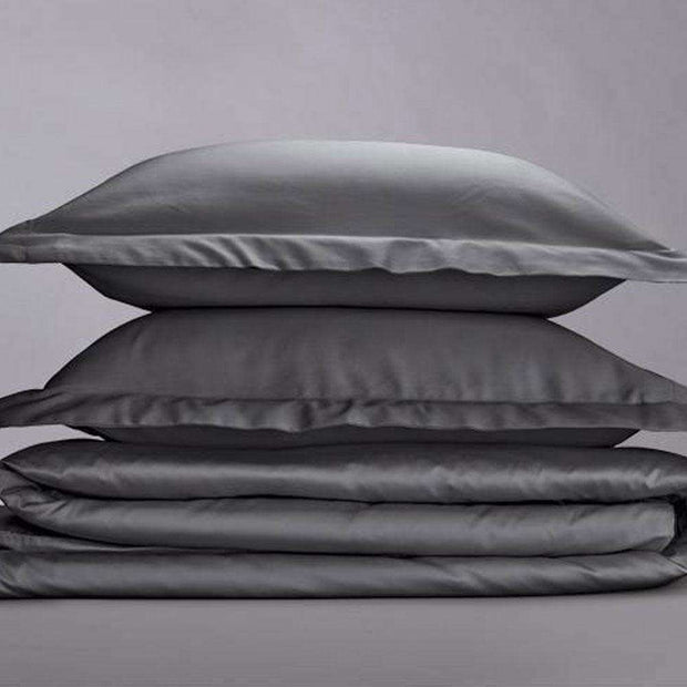 Sateen Organic Duvet Covers by Sage Sleep