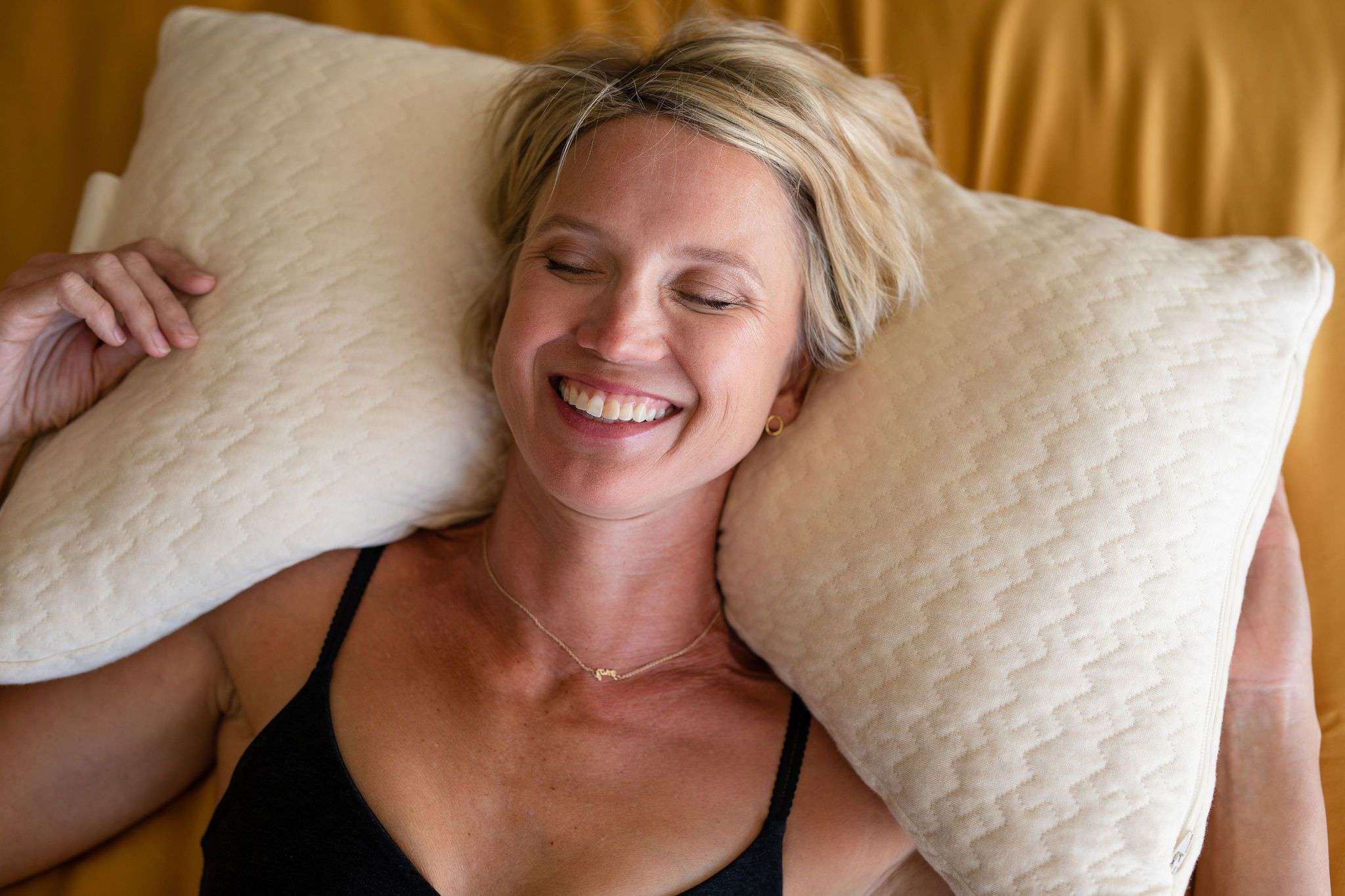 Certified Organic Sage Sleep Pillow Collection