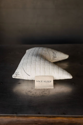 Sage Sleep Luxury Pillow Collection