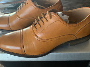Franco Vanucci Men's Oxford Size 8.5