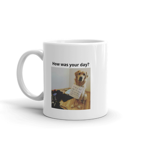 Dog Shaming Mug. Great Father's day gift