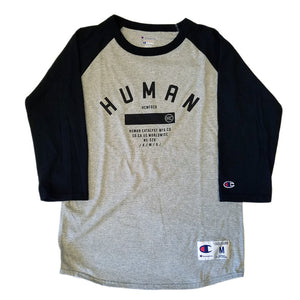 Barred Raglan