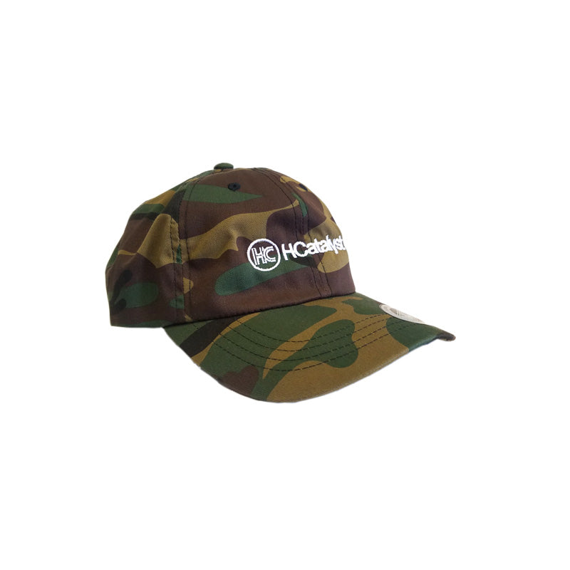 HCatalyst - Unstructured Camo Hat