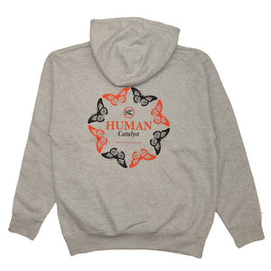 PRE-ORDER CLOSED Growth Hoodie - Heather Grey